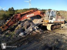 Guria 529 escavadora de lagartas usada
