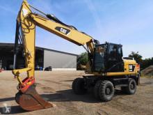 Excavadora excavadora de ruedas Caterpillar CAT M 316 D