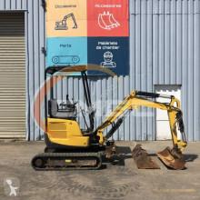 Yanmar VIO17 mini-escavadora usada