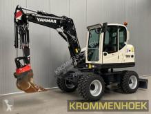 Escavatore gommato Yanmar B 75 W