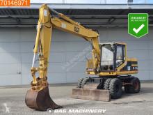 Excavadora Caterpillar M315 excavadora de ruedas usada