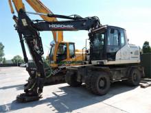 Hidromek HMK140W used wheel excavator