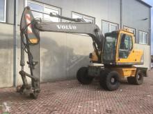 جرافة Volvo EW160 B جرافة على عجلات مستعمل