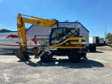 JCB JS 160W Mobilbagger 18000 Kg escavadora de rodas usada