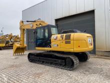 Caterpillar 323D 3 new track excavator