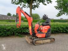 Koop kubota u10-3 minigraver/graafmachine mini escavatore usato