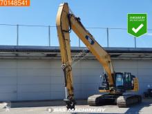 Caterpillar 329EL LRE ALL FUNCTIONS - DUTCH LRE MACHINE használt lánctalpas kotrógép
