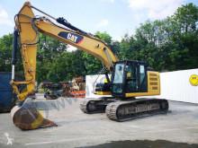 Caterpillar 320E LRR used track excavator