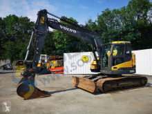 Excavadora Volvo ECR145DL excavadora de cadenas usada