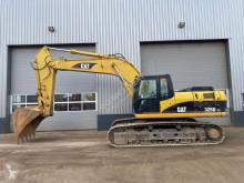Caterpillar 325DL used track excavator