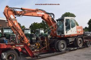 Excavadora Atlas 1404 M excavadora de ruedas usada