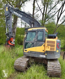 Excavadora Volvo ECR145 D excavadora de cadenas usada
