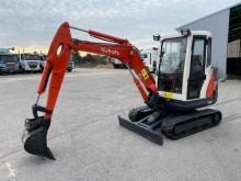 Kubota Series KX mini-excavator second-hand