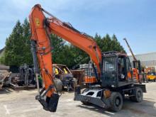 Doosan DX170 W DX170 W-5 escavatore gommato incidentato