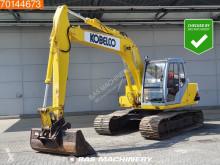 Kobelco SK 130 LC CUMMINS ENGINE - QUICK COUPLER pelle sur chenilles occasion