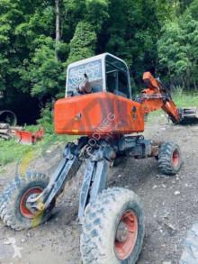 Euromach 8500 LUDV used walking excavator