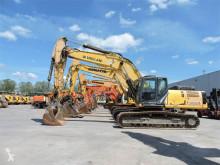 Excavadora New Holland E385 excavadora de cadenas usada