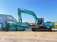 Excavadora de cadenas Kobelco SK350 LC Demolition -Abbruch 19M *BJ2001* 8895H