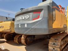 Escavadora Volvo EC 480 E L escavadora de lagartas usada