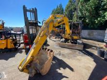 Komatsu PC80MR 3 PC80MR-5 escavatore cingolato incidentato
