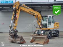 Liebherr A900C skovel på däck begagnad