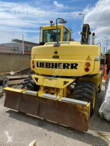 Liebherr A309 escavatore gommato usato