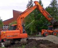 Excavadora Doosan DX140 LC excavadora de cadenas usada