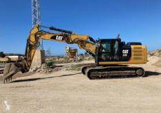Excavadora Caterpillar 323E excavadora de cadenas usada