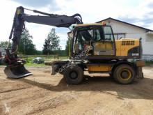 Pelle sur pneus Volvo EW 180 C Wheel excavator bucket Doosan-CAT