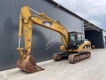 Excavadora Caterpillar 323D excavadora de cadenas usada