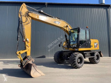 Excavadora Caterpillar M313 excavadora de ruedas usada