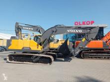 Excavadora Volvo EC 220 EL excavadora de cadenas usada