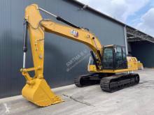 Caterpillar track excavator 323D