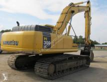 Excavadora Komatsu PC300 PC300LC-7 excavadora de cadenas usada