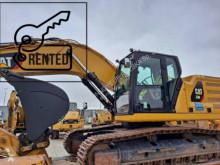 Caterpillar used track excavator