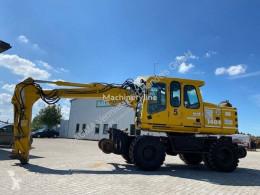 Excavadora Atlas 1404 K ZW (12001654) excavadora de ruedas usada