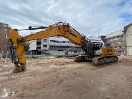 Liebherr R 960 used demolition excavator