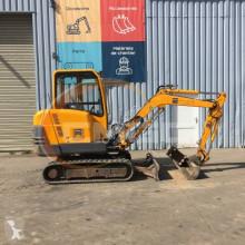Escavadora mini-escavadora Volvo EC25