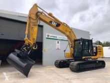 Caterpillar 323EL 2012 used track excavator