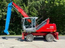 Přidržovací lopata Fuchs MHL 320 Terex