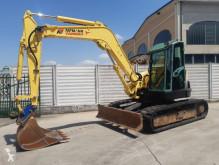 Yanmar SV100 used track excavator