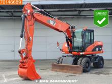Caterpillar M315 used wheel excavator