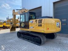 Caterpillar 320D 3 new track excavator