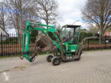 Koop schmelzer grafdelfmachine/minigraver/gra used mini excavator