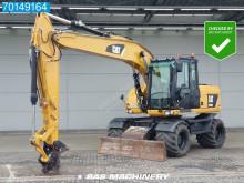 Caterpillar M316 pelle sur pneus occasion