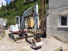 Excavadora Takeuchi TB 145 miniexcavadora usada