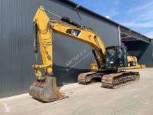 Excavadora Caterpillar 329D excavadora de cadenas usada