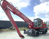 Excavadora excavadora de manutención Solmec 313 ESC