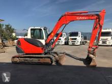 Kubota KX080-3a used mini excavator
