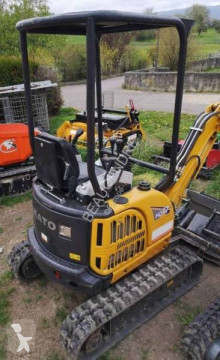 Excavadora Menzi-Muck Kato imer HD17 miniexcavadora usada